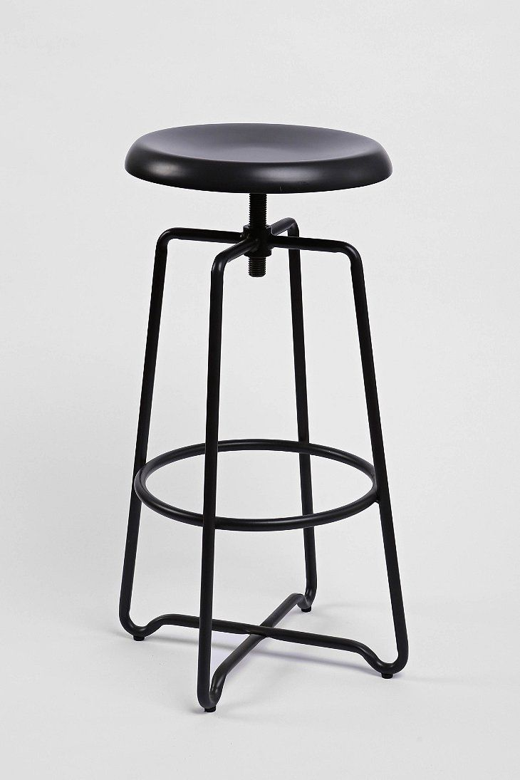 Best 25 Metal Stool Ideas On Pinterest Wood Stool