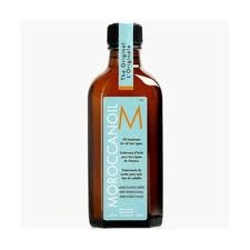 Moroccan hair oil one of my favorite products!