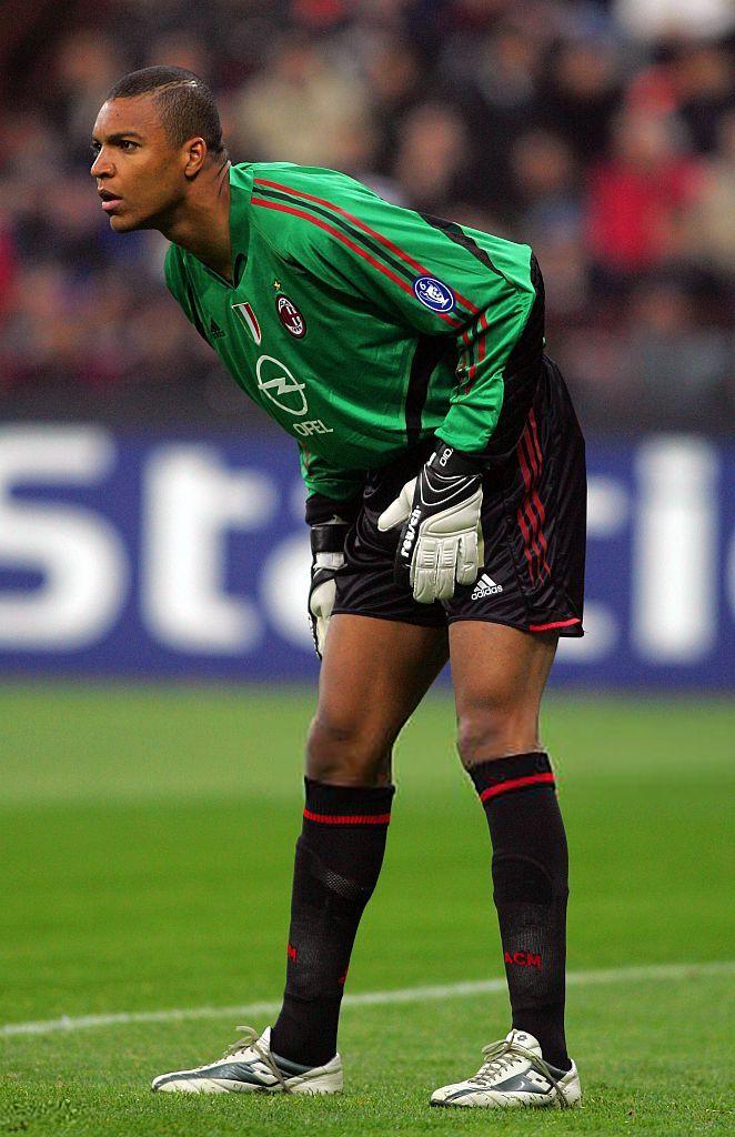 Nelson Dida 2004 2005 Ac Milan Milan Olahraga