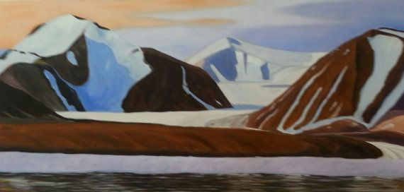 2477 Bylot Island by Creemoreartist on Etsy
