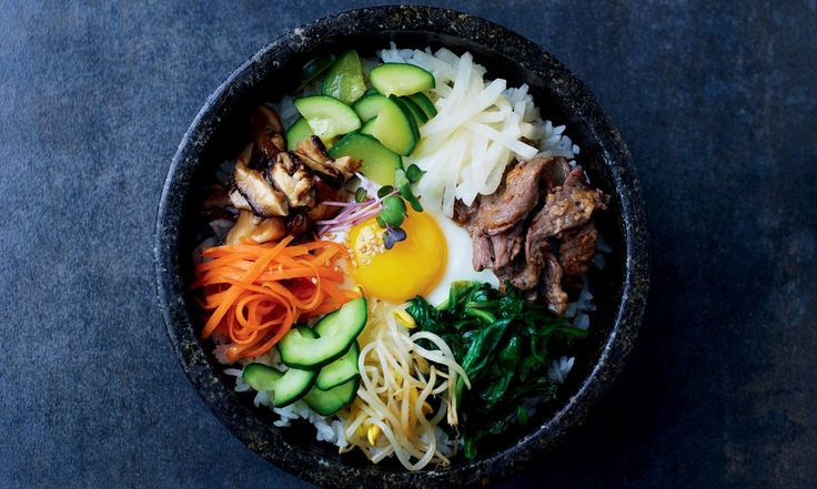 From pan-fried mackerel to a speedy cucumber kimchi, try these delicious dishes by Jordan Bourke and Rejina Pyo
