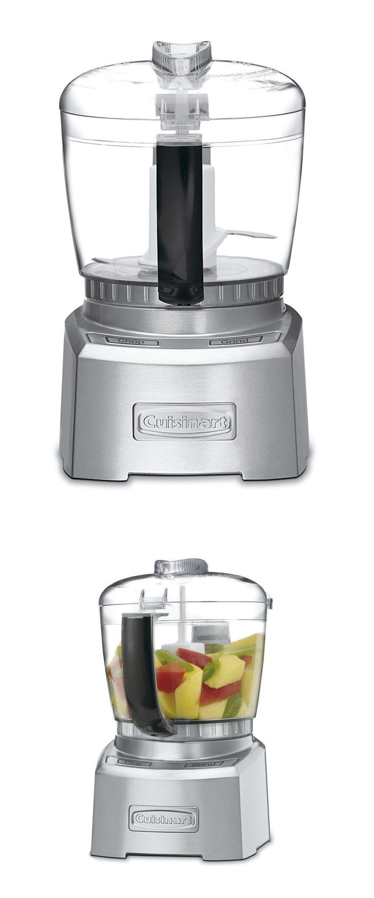 attractive Kitchen Appliances Buy Now Pay Later #4: Small Kitchen Appliances: Cuisinart Elite Collection 4 Cup Chopper / Grinder Nib Blender Processor Kitchen