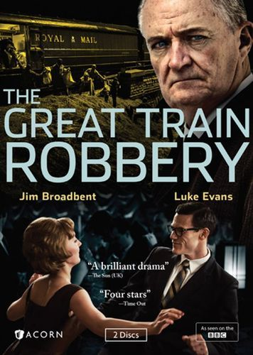 The Great Train Robbery [2 Discs] [DVD] [2013]