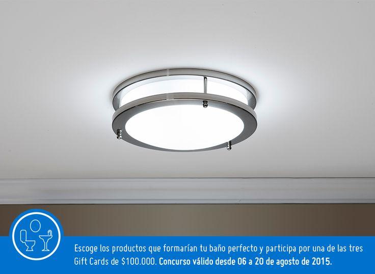 La iluminación es fundamental,  por eso esta lámpara es perfecta