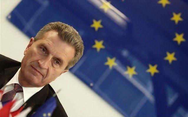 ΤΟ ΚΟΥΤΣΑΒΑΚΙ: Επίτροπος Ενέργειας: Ψιλοπράγματα το κόστος διάσωσ... «Ψιλοπράγματα» χαρακτήρισε το κόστος του πακέτου διάσωσης της Ελλάδας σε σύγκριση με τις ανάγκες που αντιμετωπίζει η Ουκρανία, η οποία βρίσκεται στο χείλος μιας βαθύτατης πολιτικής και οικονομικής κρίσης  ο Επίτροπος Ενέργειας Γκίντερ Έτινγκερ, αφού ανακοινώθηκε ότι διακόπτονται οι παραδόσεις ρωσικού φυσικού αερίου στην Ουκρανία.