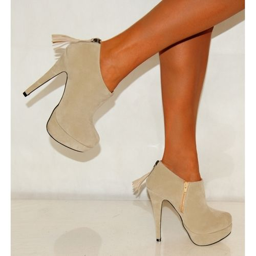 Maravillosos zapatos de moda para la mujer moderna