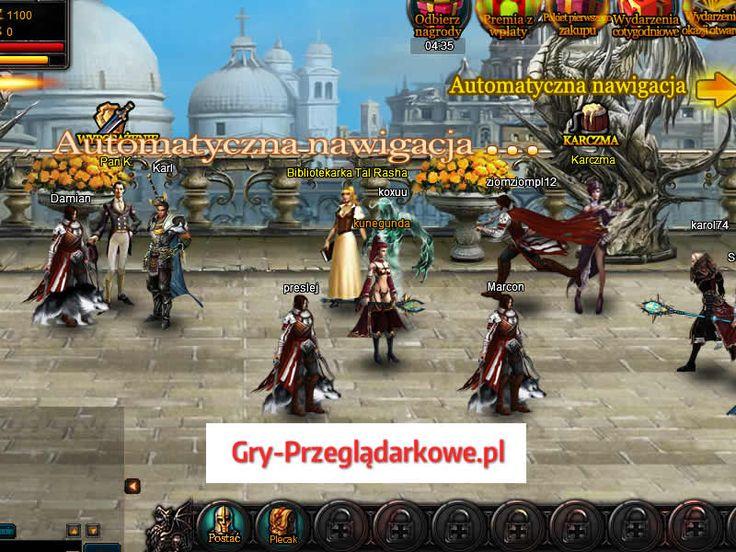 Gra MMORPG na NK pt. Zew Smoka. Jeśli lubicie gry fantasy i RPG, to jest to produkcja w sam raz dla Was