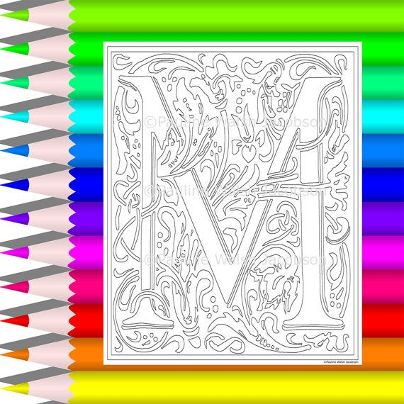 16 best flower tutorial site images on Pinterest Flower tutorial - copy coloring pages of the letter m