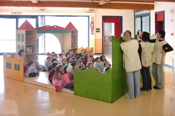 100% Italian design and furnitures for kindergartens, pre-school classrooms, playrooms, bookshops and playgrounds. Castel.