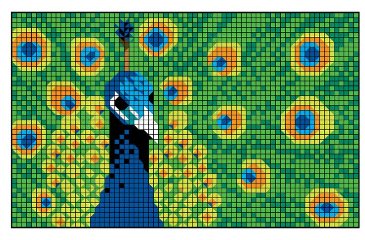 Mystery Mosaics on Behance Mosaic, Mosaic pictures, Aiga
