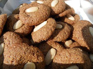 glutenvrijemama: Glutenvrije speculaas met amandelmeel
