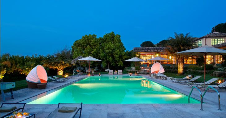 Villa Tre Limoni located in Sicily. € 18300 - € 28000/week