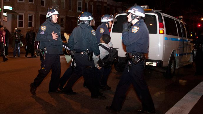 #myNYPD twitter campaign implodes, flooded with photos of police abuse -