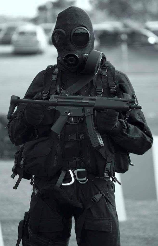 British SAS - Special Forces around the world