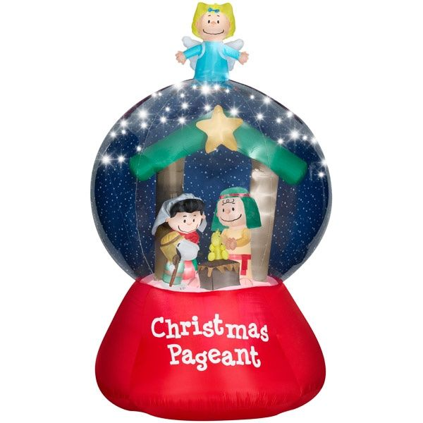 154 best images about fun christmas inflatables on for Outdoor christmas globes