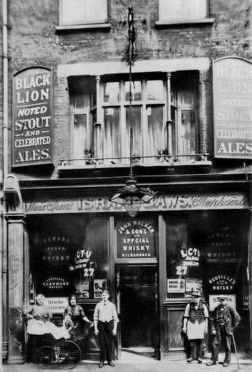 Name: BlackLion-1915x.jpg Views: 1218 Size: 165.7 KB - Blackloin Row 1915