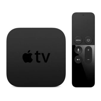 ราคาถูก  Apple TV 2nd Generation 32 GB  ราคาเพียง  6,790 บาท  เท่านั้น คุณสมบัติ มีดังนี้ iPad, iPhone, iPod touch, Mac compatible through AirPlay HDMI port / Optical Audio port Remote Control