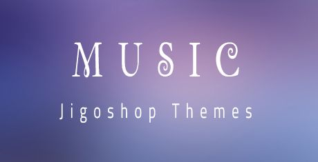 6 Best Jigoshop Music Themes  #JigoshopMusicThemes