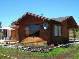Resultado de imagen para caba as modernas madera y piedra - Cabanas modernas ...