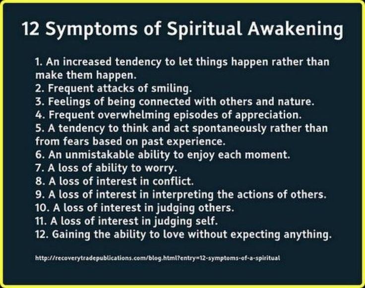 ❥ spiritual awakening: Spiritual Awakening, 12 Symptoms, Spiritual Quotes, Plates, God, Food For Thoughts, Wisdom, Living, 12Symptom