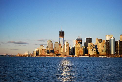 New York Skyline (by Siouz)