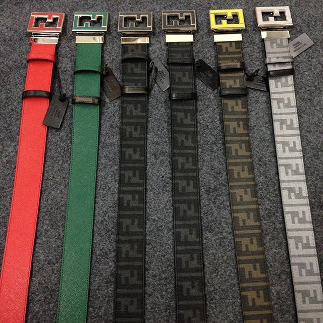 Fendi belts