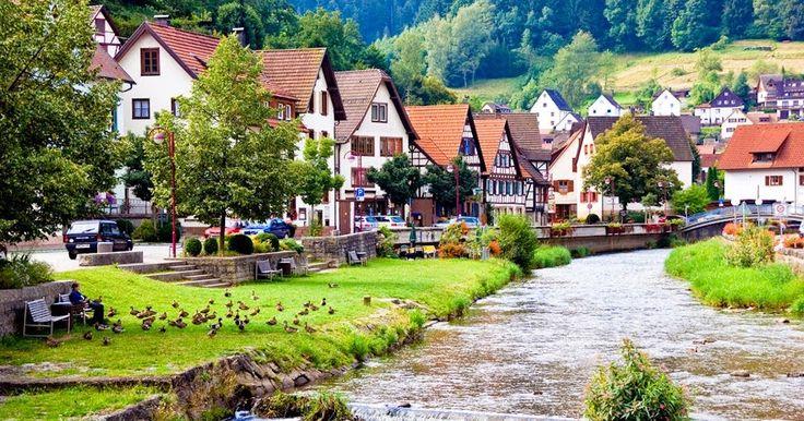 Belleza y paisajes naturales en Alemania, la Selva Negra | Viajero Turismo