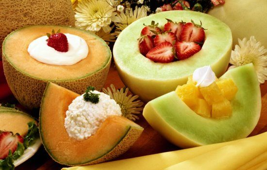 Рецепты десертов из дыни, секреты выбора ингредиентов и добавления