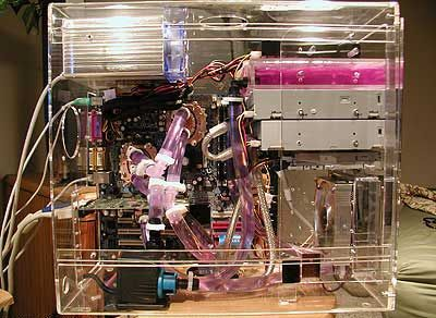 Introduction to How Liquid-cooled PCs Work