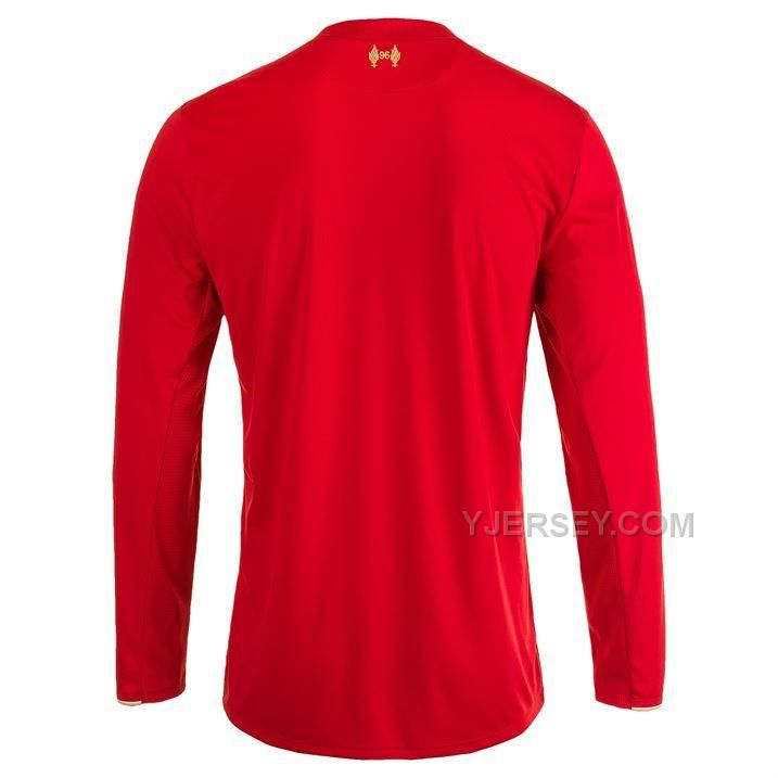 http://www.yjersey.com/1516-liverpool-home-red-long-sleeve-soccer-jersey-kitshirtshort.html Only$37.00 15-16 LIVERPOOL HOME RED LONG SLEEVE SOCCER JERSEY KIT(SHIRT+SHORT) Free Shipping!