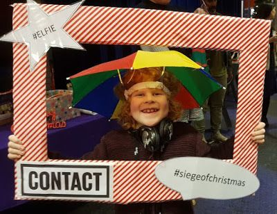 The Brick Castle: The Siege Of Christmas at Contact, Manchester Interactive Theatre Review...