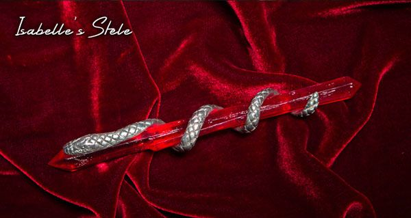 Popular items for isabelle lightwood on Etsy  Isabelles Stele