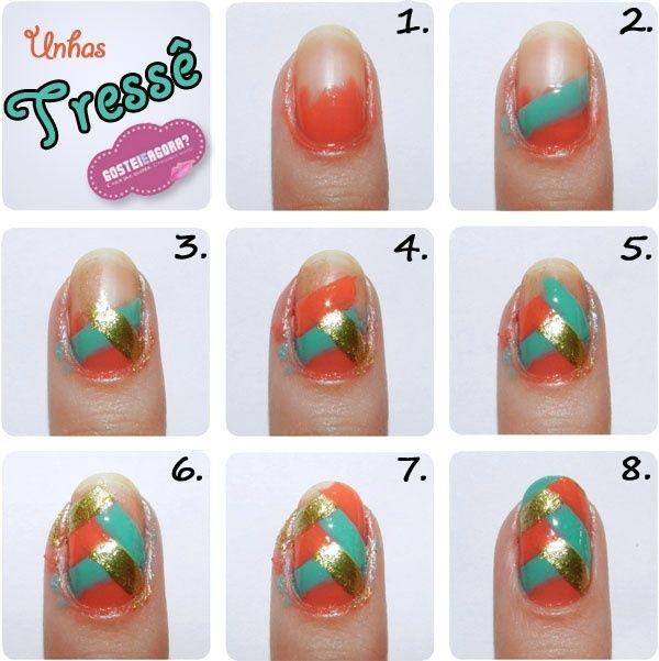 Best 25 diy zig zag nails ideas on pinterest diy zig zag hair diy tresse nail design do it yourself fashion tips diy fashion projects solutioingenieria Choice Image