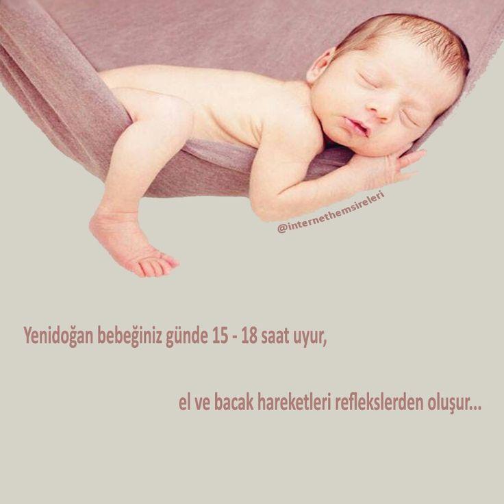 Yenidoğan bebeklerde uyku