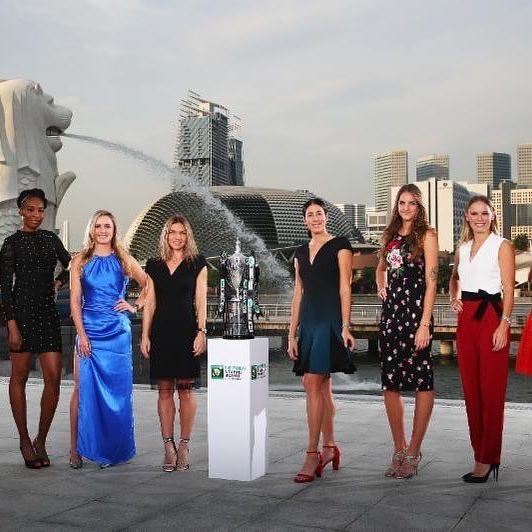 Your 2017 WTA Elite 8 ready to rock the weekend