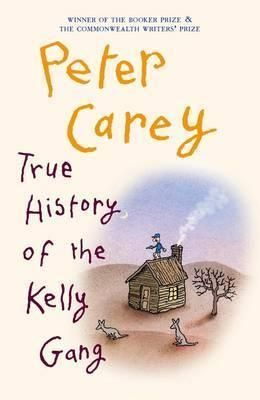 True History of the Kelly Gang by Carey Peter.  As he flees the police, Ned Kelly scribbles his narrative in semiliterate but magically descriptive prose. To his pursuers he is a thief and a murderer. To his own people he's a hero for opposing the English. Ned, who saw his first prison cell at fifteen, has become the most wanted man in the wild colony of Victoria, taking over towns and defying authority. Here is a classic outlaw tale, made alive by the skill of a great novelist.