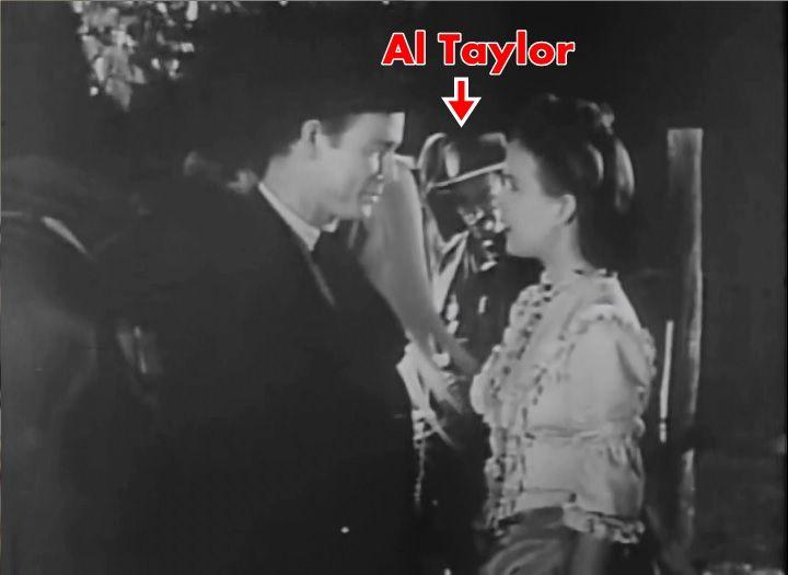 "Al Taylor as Frank James in ""Jesse James at Bay"""