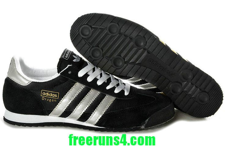 Adidas Originals Dragon Black Silver