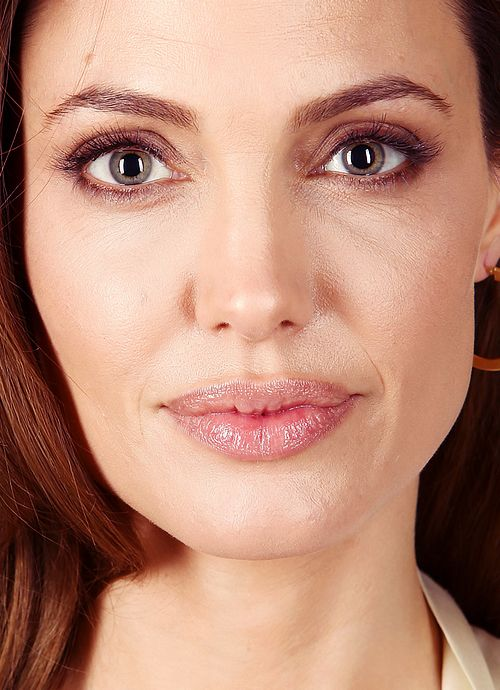 Angelina Jolie Hollywood Angelina Jolie Makeup
