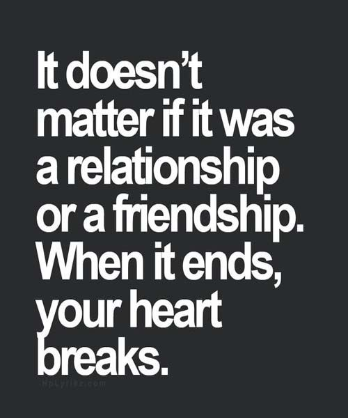 A Relationship Or A Friendship- Friendship Quotes