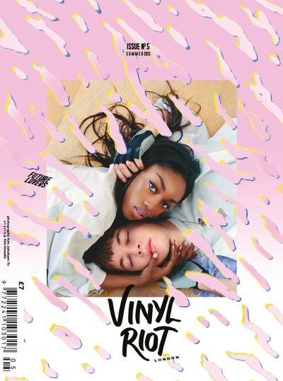 Vinyl Riot, Summer 2013, #5 on Magpile