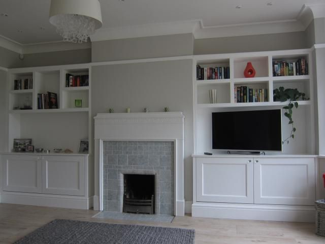 incredible living room alcove decorating ideas | alcove bookcases london | lounge in 2019 | Alcove cabinets ...