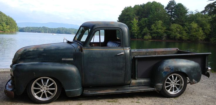 Daily driver Chevy 1951 truck