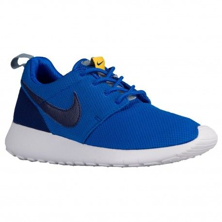 Nike Roshe One - Boys\u0027 Preschool - Running - Shoes - Hyper Cobalt/Deep Ryl  Blue/Varsity Maize/Blue Grey-sku:49427417