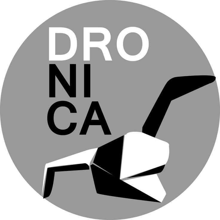 Logotipo para empresa de drones