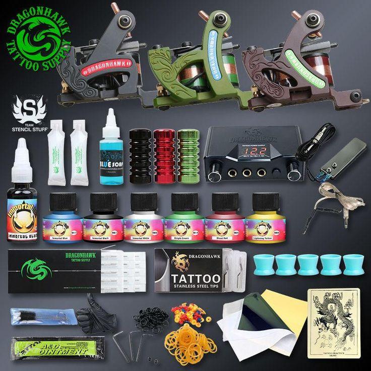Professional Tattoo Kits
