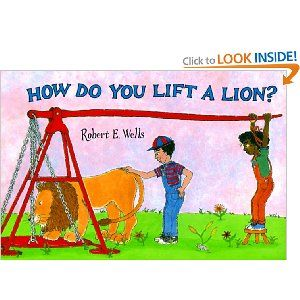 How do you lift a Lion: about levers and simple machines