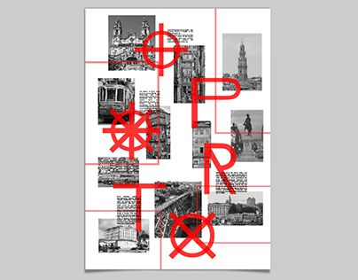 """Check out new work on my @Behance portfolio: """"Show Us Your Type Oporto"""" http://be.net/gallery/40480821/Show-Us-Your-Type-Oporto"""