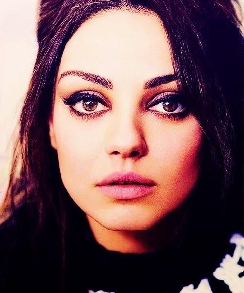 Pure Cosmetic beauty!: Face, Milakunis, Mila Kunis, Makeup, Beauty, Beautiful People, Eye