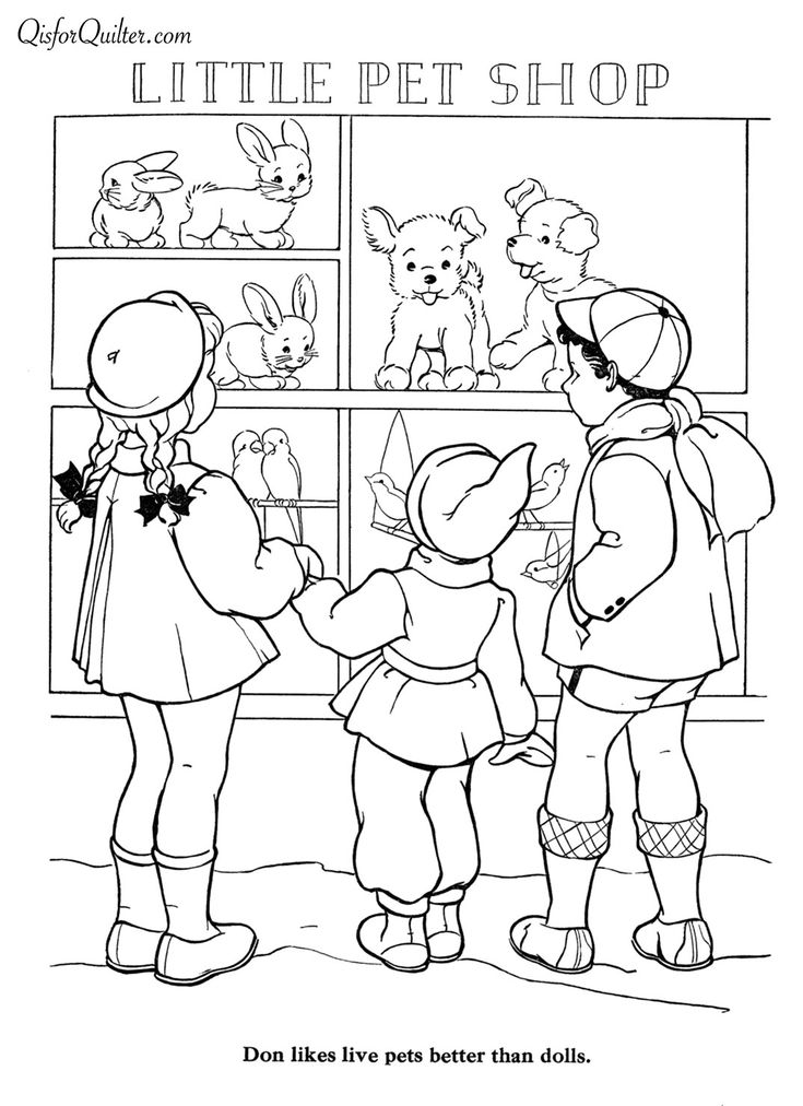 coloring pages retro - photo#38